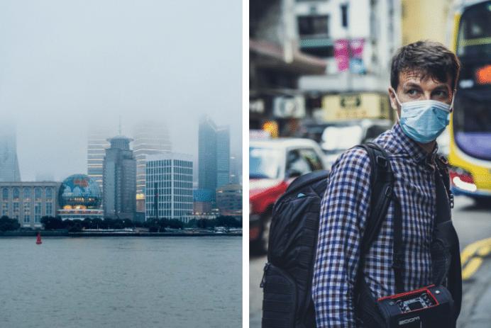 danger de la pollution atmosphérique
